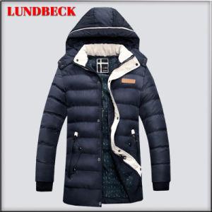 Migliore rivestimento di vendita della tuta sportiva per i vestiti riempiti inverno degli uomini