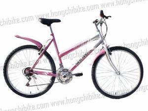 26  aleación Frame MTB Bike/Suspension Bicycle para Lady/la ciudad Bike/Lady Bicycle (HC-TSL-MTB-40219)