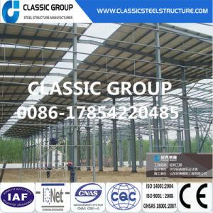 Prefabricados Edificio comercial almacén de la estructura de acero