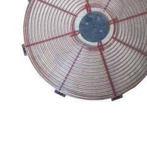 Haute qualité du couvercle du ventilateur d'échappement en acier inoxydable