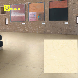 60X60 Sel Soluble Beige Mur En Porcelaine De Carrelage De Sol Poli