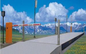 Automatische Anschaltungs-LKW-Schuppe, automatische Anschaltungs-Wiegebrücke