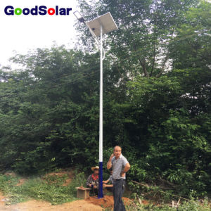 太陽街灯の高品質20W-200Wの太陽屋外ライト
