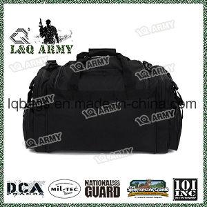 L&Q elegante do exército grande 26 Duffel Molle Militar Engrenagem táctico BLACK Saco de viagem