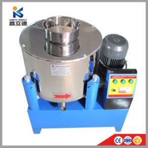 La producción de aceite de cacahuete filtro centrífugo automático de la prensa de filtro de aceite comestible que hace la máquina