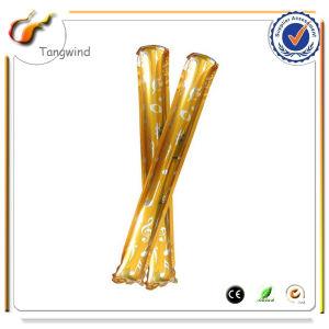En Liesse gonflable Thunder Stick, avec la conception personnalisée
