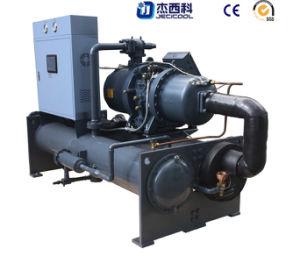 Unità industriali del refrigeratore delle unità del refrigeratore di acqua (KDE-60LW)