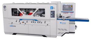 China madera maciza de planificación de la máquina de moldeo/ 6 Ejes 4 laterales Molder