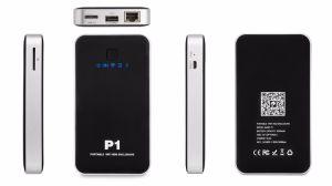 Disco Rígido Portátil móvel sem fio para 500GB/1 TB/2 TB