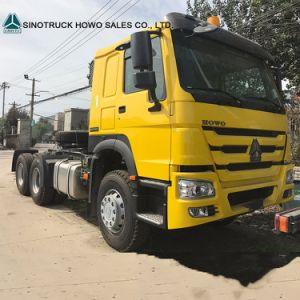 Sinotruk 6X4のトラクターヘッド販売のためのトラックによって使用されるトラクターのトラック