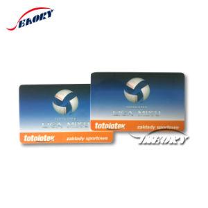 Liberare termine di consegna di stampa 3 di disegno il breve di Keychain delle schede alte piene del PVC per la scheda del PVC