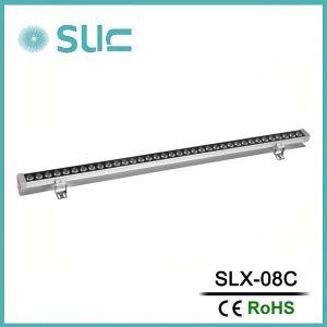 Indicatore luminoso di alluminio della rondella della parete di IP65 36W RGB LED (Slx-08c)