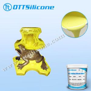 Un silicone delle due componenti per la fabbricazione delle muffe/mestieri del silicone