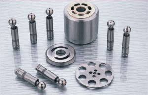 China-Fertigung-hydraulische Ersatzteile B2PV für Exkavator-hydraulische Hauptpumpe B2PV75/105/186