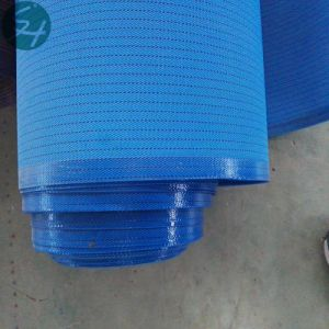 Noncorrosive and Efficient Power Polyester Sludge Dewatering Conveyer Belt