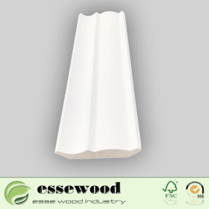 يشحن بيضاء خشبيّة صنوبر [بسبورد] قولبة/تاج [موولد] لأنّ سقف