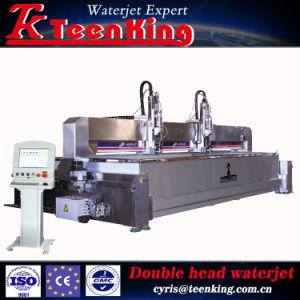 Eixo 5 de alta precisão abrasivo CNC máquina de corte de jacto de água