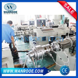 PE PPR Tubo de extrusão do tubo de tomada de linha de produção do extrusor