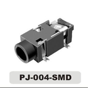 Mejor Venta de 4 Pin SMT de 3,5 mm Jack
