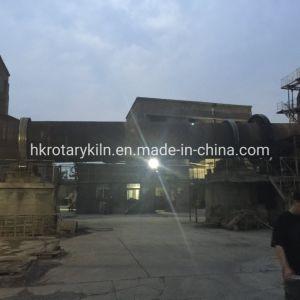 El medio ambiente menos consumo de energía pequeño horno rotativo de metalurgia