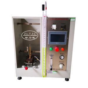 Снимите изоляционную ленту пламя проверку машины в соответствии с IEC60454-2