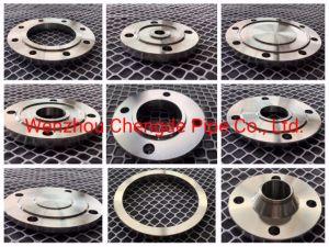 Fr1092 BS DIN ANSI bride de la plaque en acier inoxydable