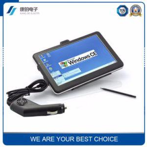 Sistema Android 7 polegadas navegação GPS universal para automóvel com Bluetooth/TV/WiFi