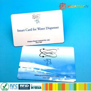 EPC Gen2 HYUDR61 RFID UHF IMPINJ Tarjeta con chip de R6