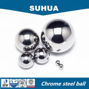1'' 2'' 3'' de G10-G1000 cojinete de bola de acero cromado