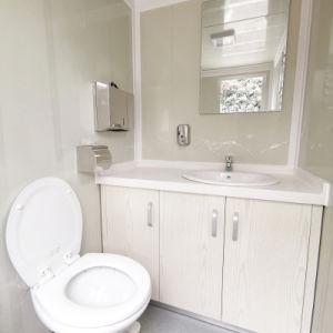 Esgoto móvel conectado wc portátil Modular (XYT-01)