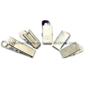 Clip del metallo del supporto di distintivo di identificazione