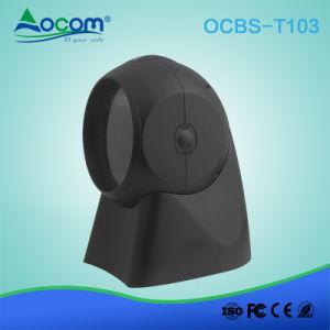 Ocbs-T103 1d'un supermarché de détection automatique Lecteur de codes barres omnidirectionnel