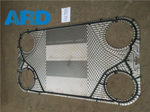 Hu750ss 티타늄 스테인리스 격판덮개 열교환기 격판덮개