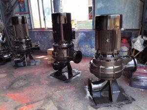 Vertical de buena calidad de la bomba de alcantarillado para aguas residuales