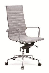 アーム(HtA053)を搭載する現代的なスタッフの椅子