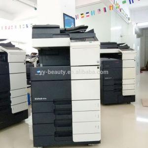 Utilizados aparelhos fotocopiadores de impressoras a laser monocromáticas Máquinas para a Konica Minolta Bizhub 554 e 454 e máquina de estados unidos em segunda mão