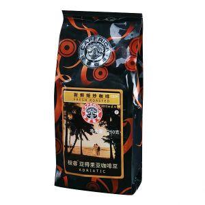Automatische Kaffeebohne-Körnchen-Verpackungsmaschine der Vertikale-1kg 5kg