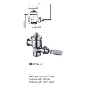 Verspätung-Toiletten-Straßenreiniger (8103-2)