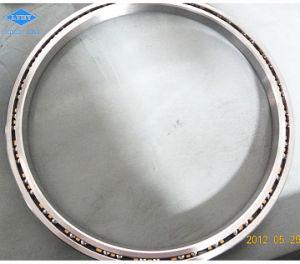 Sección delgada rodamientos para el equipo de fabricación de semiconductores