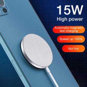 15W оригинал быстрое зарядное устройство для iPhone 12 PRO Max 12 PRO магнитных Wireless зарядное устройство для iPhone 12 мини-телефон зарядное устройство беспроводной связи USB C