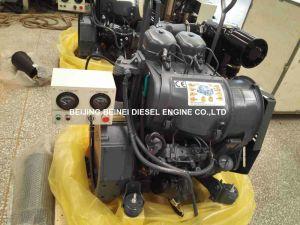 Het ontwateren van de Gekoelde Deutz Dieselmotor van de Pomp Lucht F2l912
