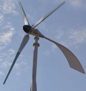 2014 de Hete Turbine van de Wind van de Omwenteling van de As van de Staart van de Verkoop 2kw