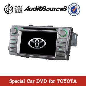 2 DIN 접촉 스크린 차 DVD (AS-8805)