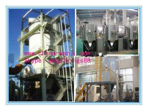 Zentrifugaler Spray-Hochgeschwindigkeitstrockner des Nahrungsmitteltrockner-Drehzerstäuber-LPG100