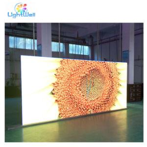 Indoor P3.91 P4.81 Vidéo plein écran LED numérique LED de couleur à l'intérieur de panneaux publicitaires Affichage LED fixe