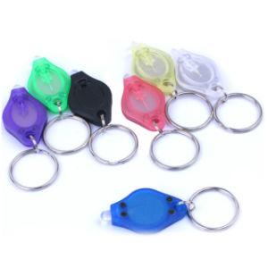 عالة علامة تجاريّة 7 لون ماس بلاستيكيّة حلقة تثبيت [20000مكد] مصغّرة [395-405نم] مشعل [أوف] [لد] [كشين] [كي رينغ]