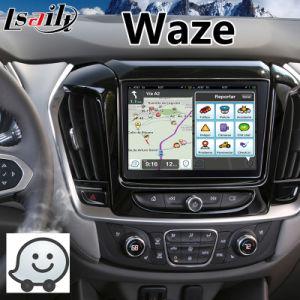 Audioschnittstellen-Navigation des Android-6.0 für QuerSilverado Mylink System Chevrolet-