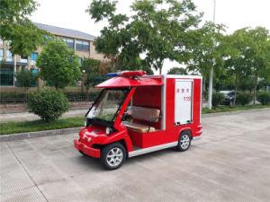 2 Lugares Carro de incêndio elétrica com certificação CE Venda Quente