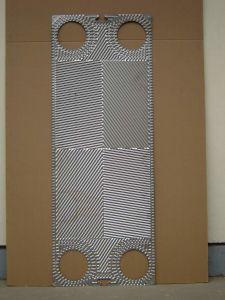 Mesures sanitaires de qualité alimentaire Tranter GX51 Plaque d'échangeur de chaleur