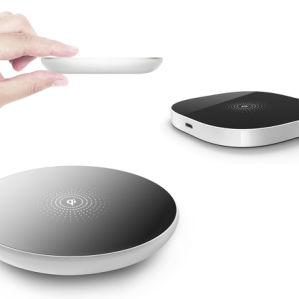 水晶無線充電器の充電器の無線電信Samsung